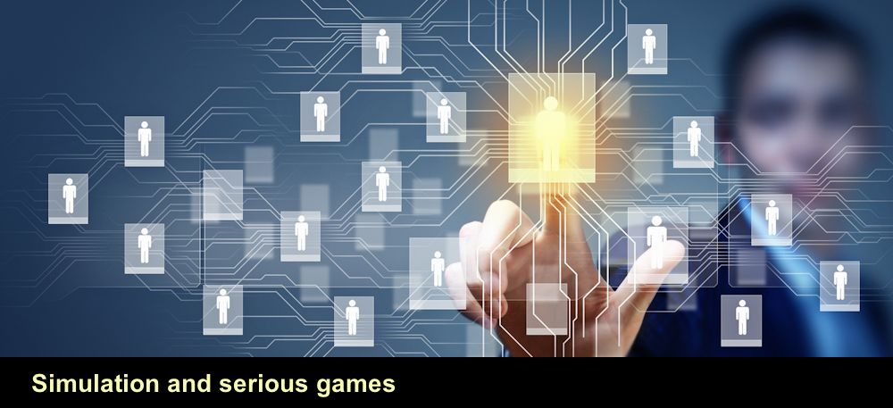 Simulation and serious games